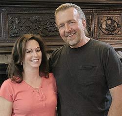 Dan And Brenda Overhauser